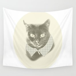 Miss Kitty Wall Tapestry