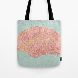 GAVIN McINNES ON ARGUING Tote Bag