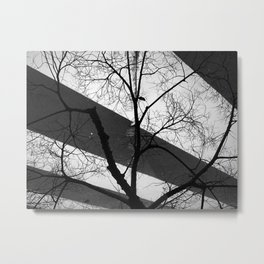 expressions indubitably outlast uncertainty Metal Print