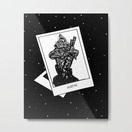 UNI-GELATO Metal Print