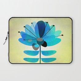 Die Blaue Blume Laptop Sleeve