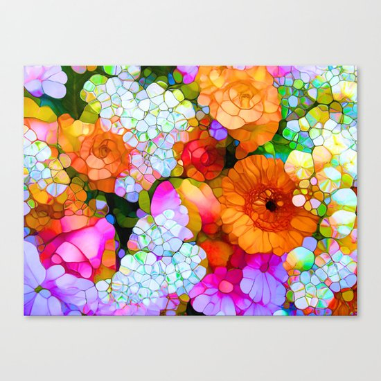 Joy Extreme Canvas Print