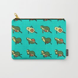 The Avocado Plank Carry-All Pouch