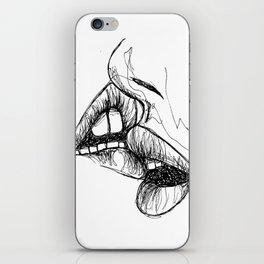Lingering iPhone Skin