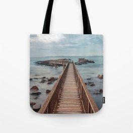 Ballycastle , Northern Ireland Tote Bag