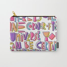 aldous huxley Carry-All Pouch