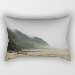 moody west coast beaches Rectangular Pillow