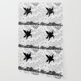 Flight of the alicorn Wallpaper