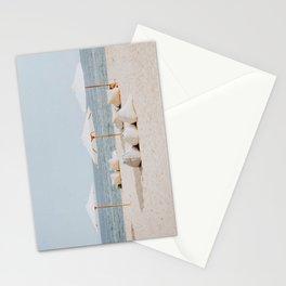 summer beach ii Stationery Cards