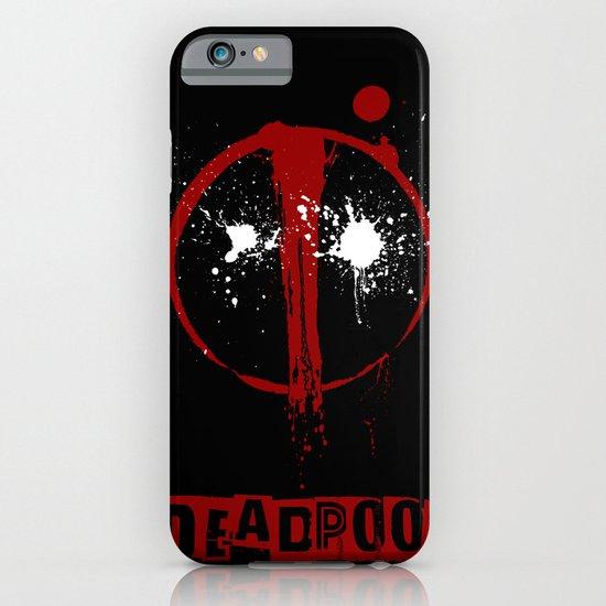 Deadpool. iPhone & iPod Case