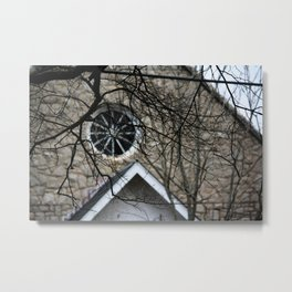 secret windows Metal Print