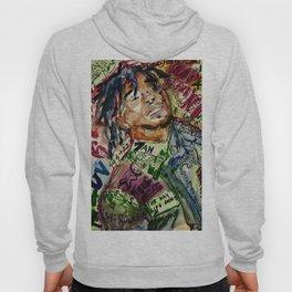 colorful hiphop,poster,lil,rap,artist,music,lyrics,colourful,poster,cool,dope,print,uzi Hoody