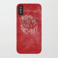 tim shumate iPhone & iPod Cases featuring Tim Fite by Josh LaFayette