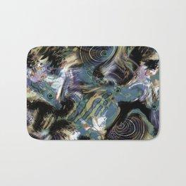 Abstraction , fish , sea Bath Mat