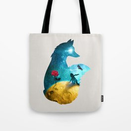 The Most Beautiful Thing (light version) Tote Bag