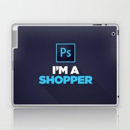 I'm a Shopper! Laptop & iPad Skin
