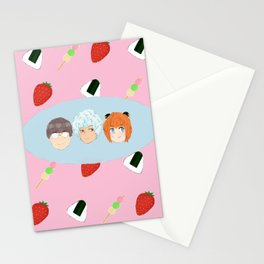 Gintama Trio Stationery Cards