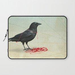 freedom  _ black crow Laptop Sleeve