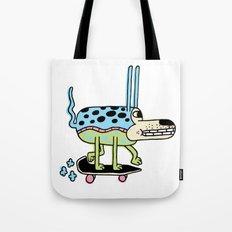 The Skate Pup Tote Bag