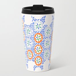 Moroccan Spring Travel Mug