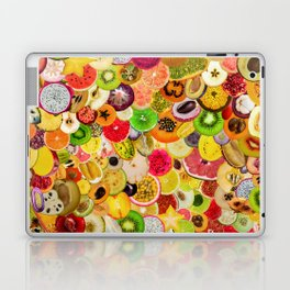 Fruit Madness (All The Fruits) Laptop & iPad Skin