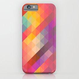 multicoloured designs iPhone Case