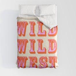 WILD WILD WEST Comforters