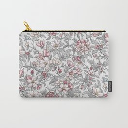 Busy Day in Spring Apple Garden Carry-All Pouch