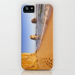I - Twelve Apostles on the Great Ocean Road, Australia at sunset iPhone Case