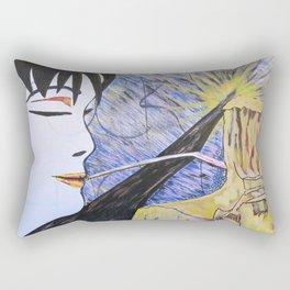 Sheba Answers Rectangular Pillow