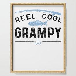 Reel Cool Grampy Serving Tray