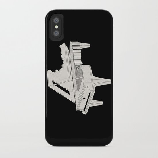Music Is The Key. iPhone Case