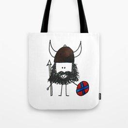 Norsk Viking Tote Bag