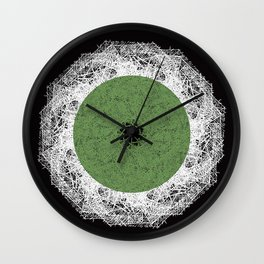 BEDROOM SERIES #12 Wall Clock
