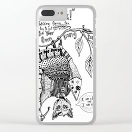 You Are Dashing Clear iPhone Case