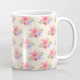 Floral Watercolor - Maddie Coffee Mug