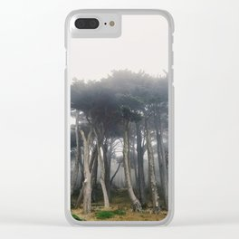 Land's End Clear iPhone Case