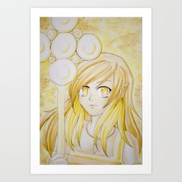Summoner Art Print
