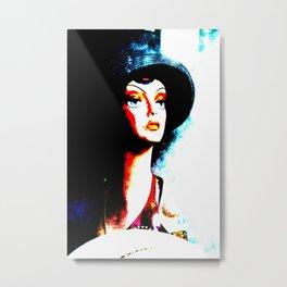It's Fabulous Darling Metal Print