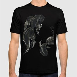Koi fishes T-shirt