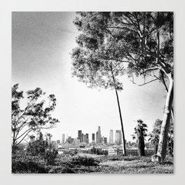 Downtown L.A. Canvas Print