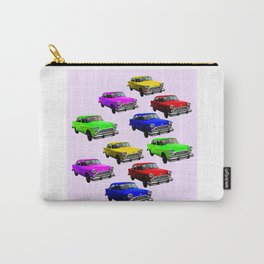 Vintage old Cars 1 Carry-All Pouch