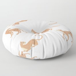 Cheetah Spot Floor Pillow