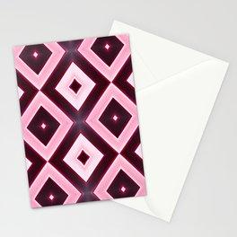 Girls Diamond Marquis Stationery Cards