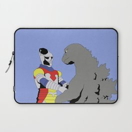 Godzilla vs Megalon Laptop Sleeve