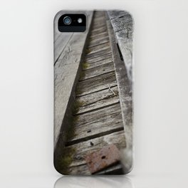 Camp Linn Haven Bridge iPhone Case