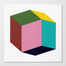 Rhombic Canvas Print