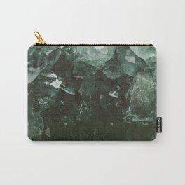 Emerald Gem Carry-All Pouch