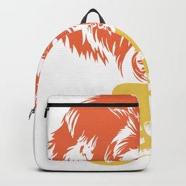 Vegan gorilla Backpack