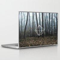 geometry Laptop & iPad Skins featuring Geometry by Geometry